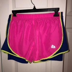 Neon Jogging Shorts!